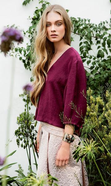 Блуза свободного покроя выкройки фото 232
