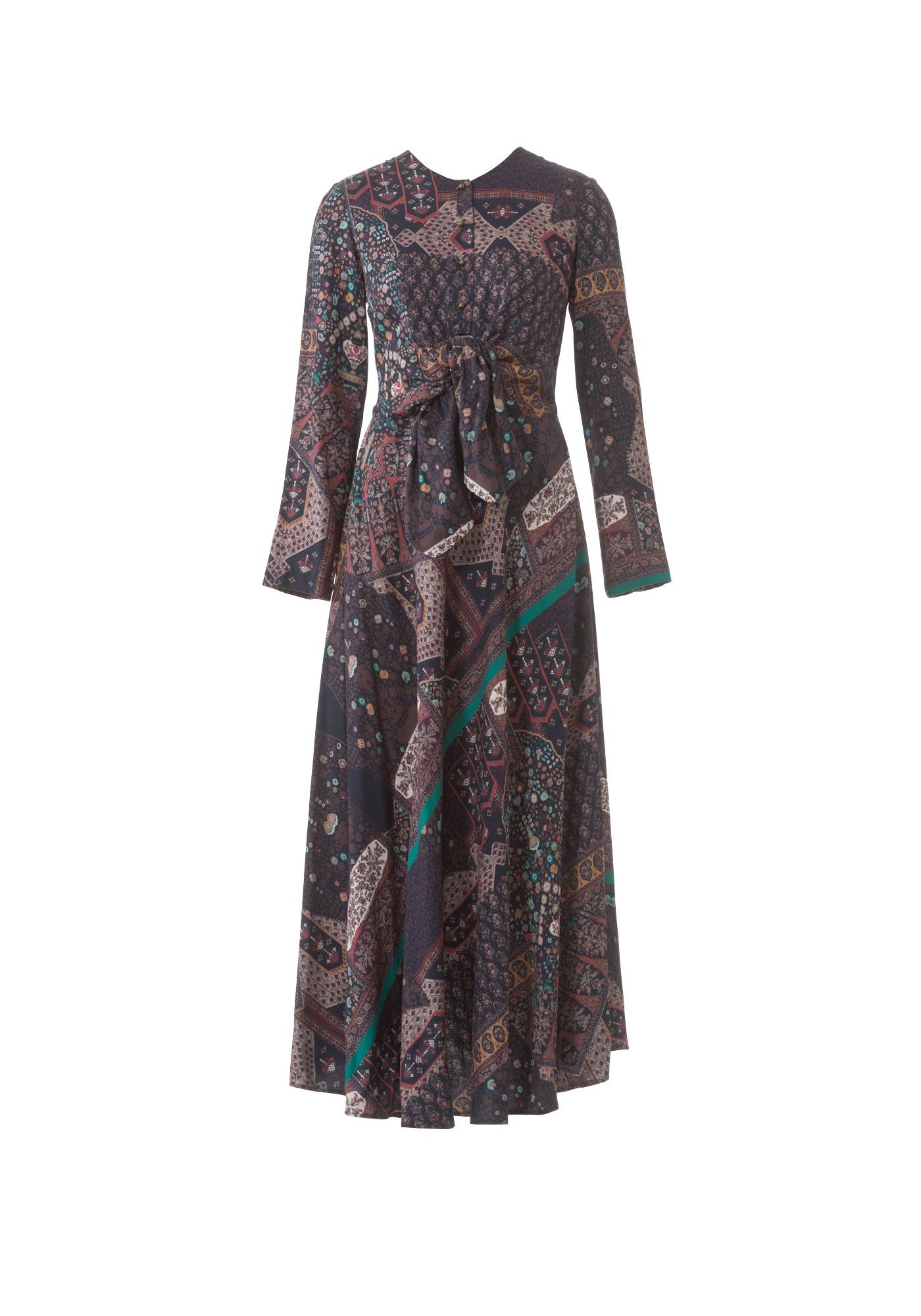 Платье отрезное на бедрах выкройка