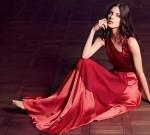 Платье вечернее от немецкого  дизайнера Марселя Остертага