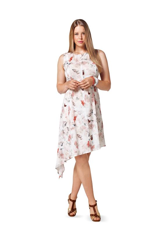 Платье туника бурда выкройка