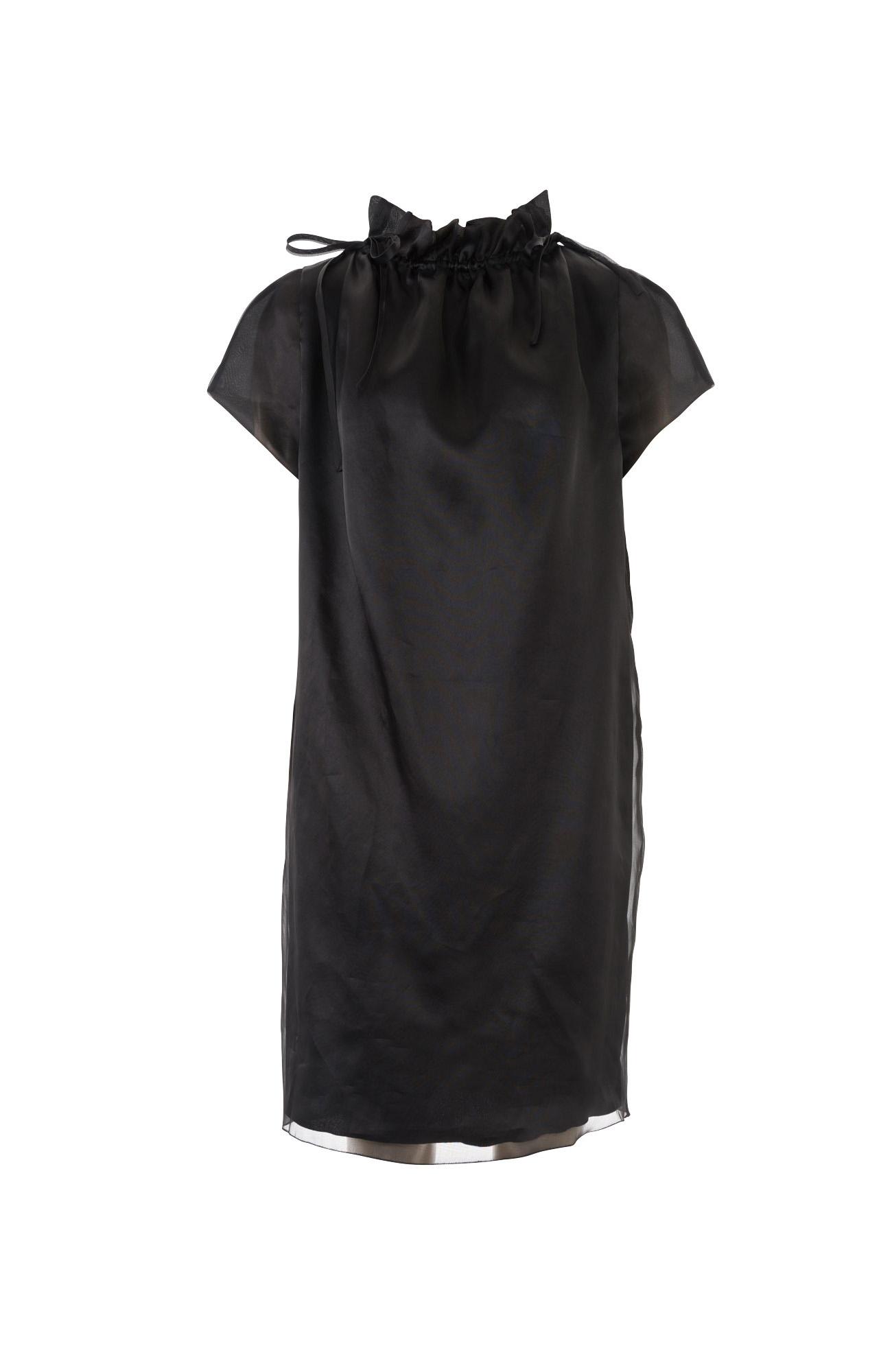 Выкройки бурда платья с цельнокроеным рукавом