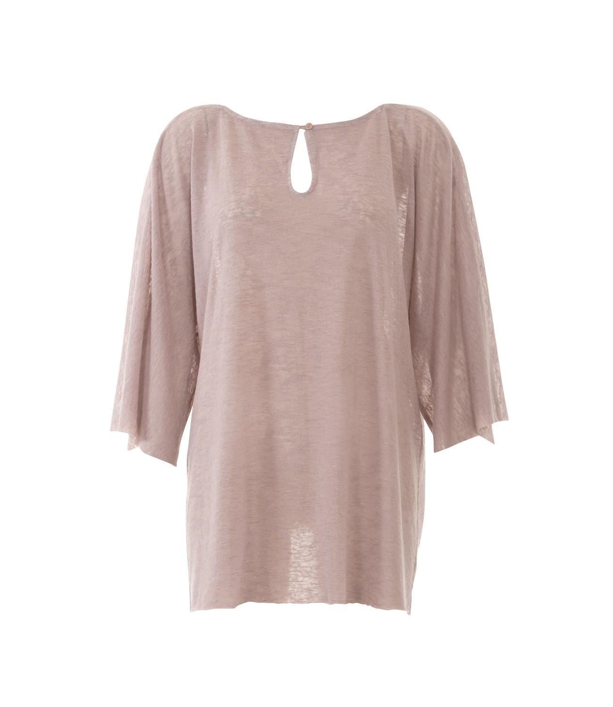 Широкая блузка