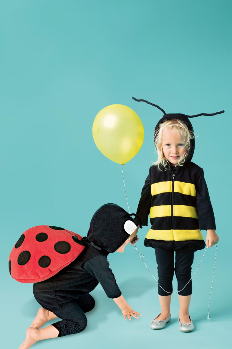 Маскарадный костюм «пчелка» - выкройка № 139 из журнала 1 ... - photo#28