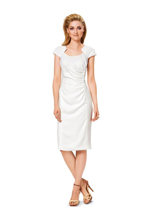 Выкройки платьев в пол с рукавами