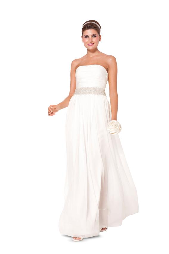И сшила платье белое текст