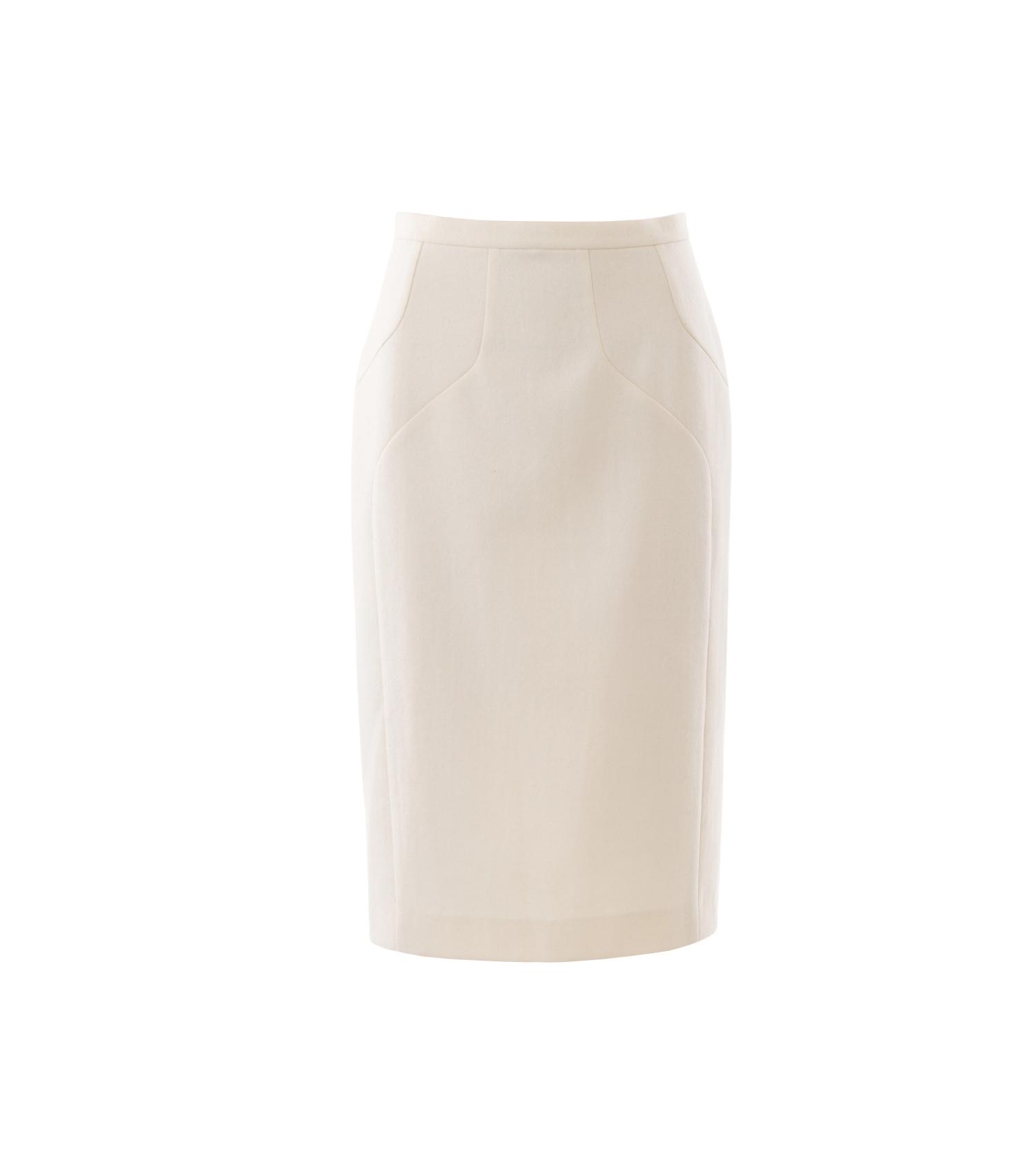 Рельефная юбка карандаш
