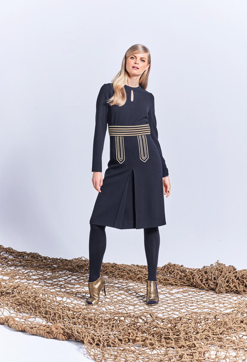 Платья в журнале бурда 2016