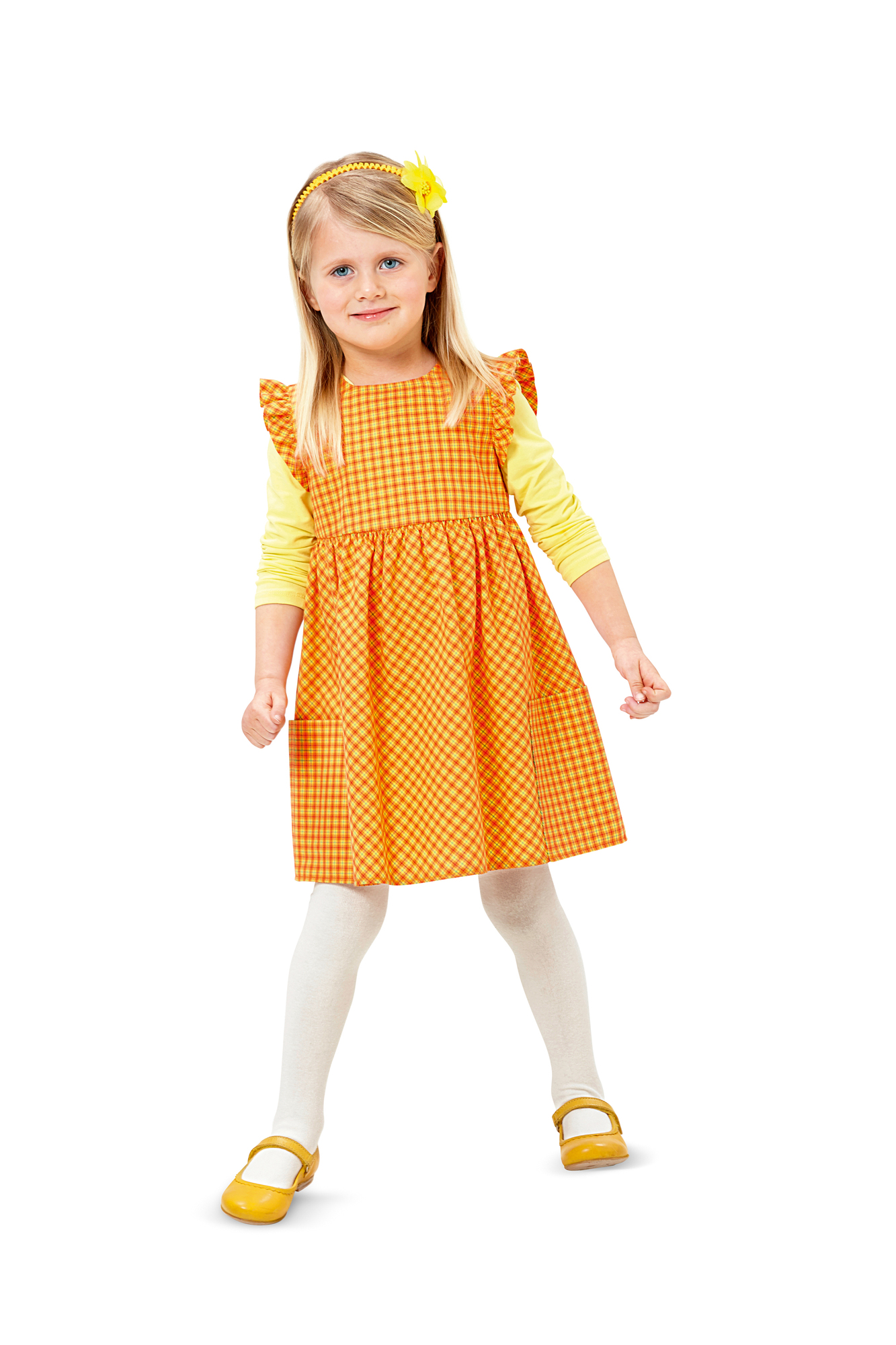 Платье из рюши выкройка
