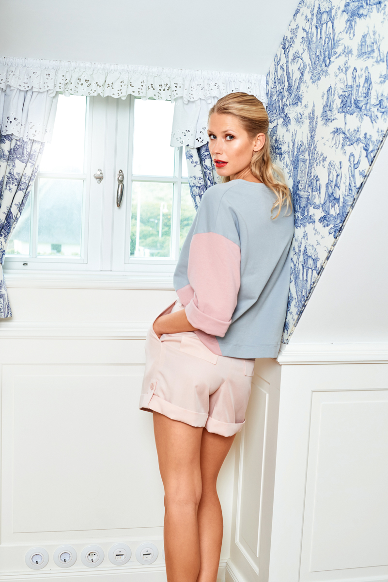 Выкройка рукава пижамы