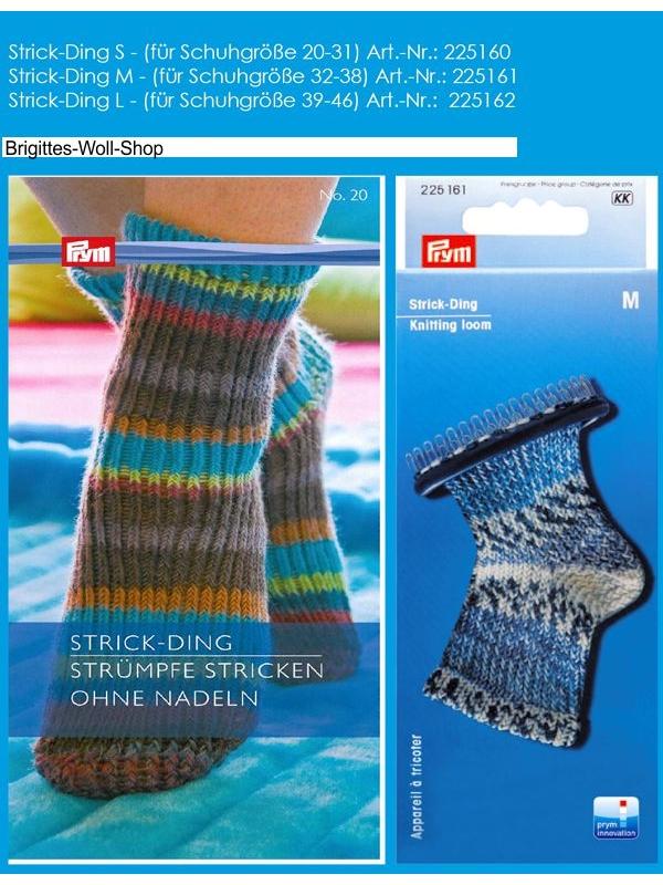 Игла для вязания носков.