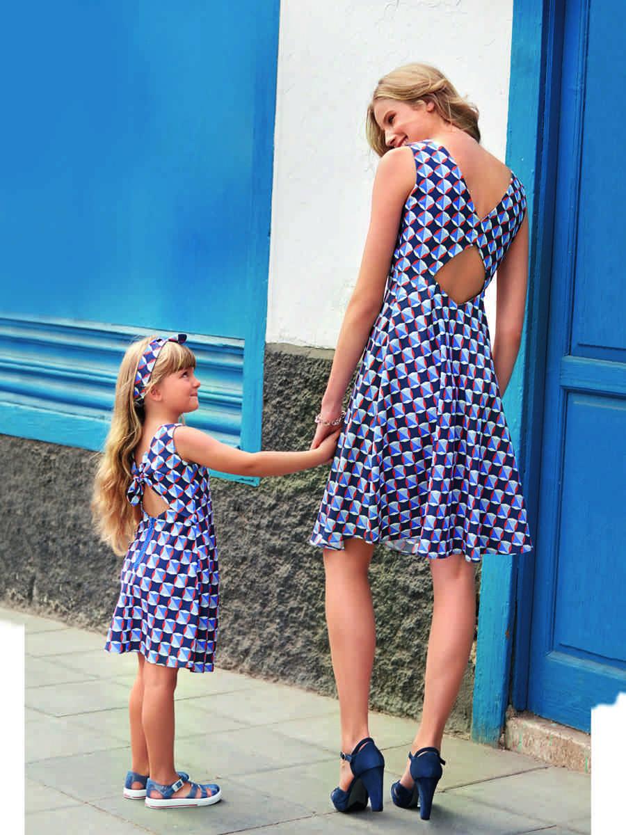 Бурда платье юбка солнце