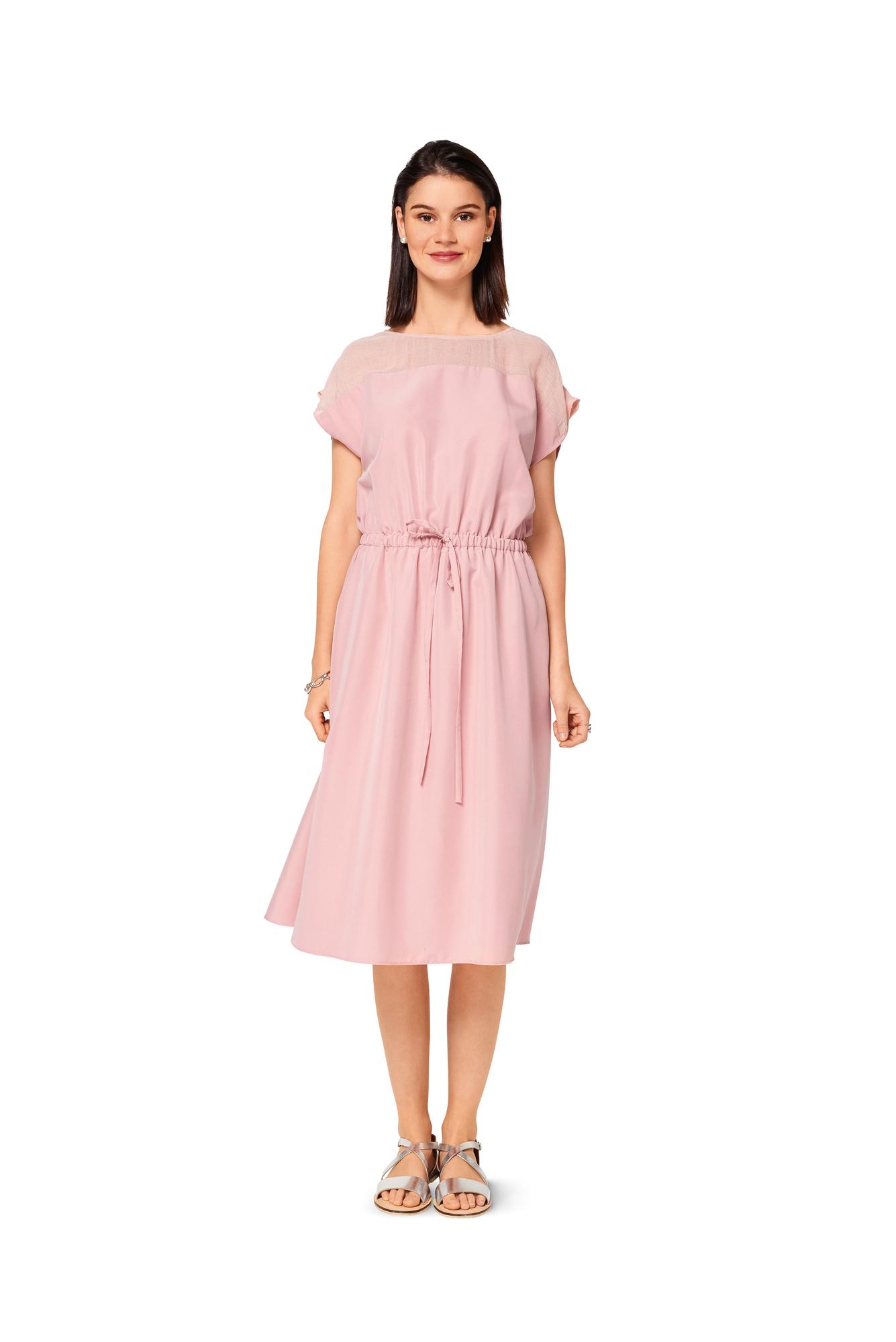Платье на кулиске видео