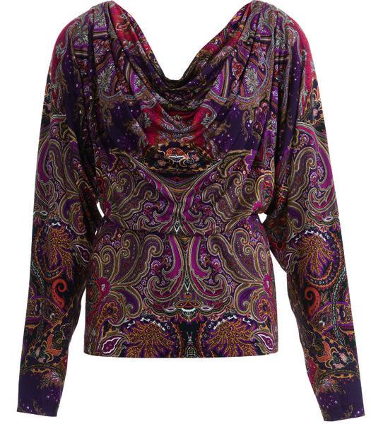 Пуловер трикотажный выкройка