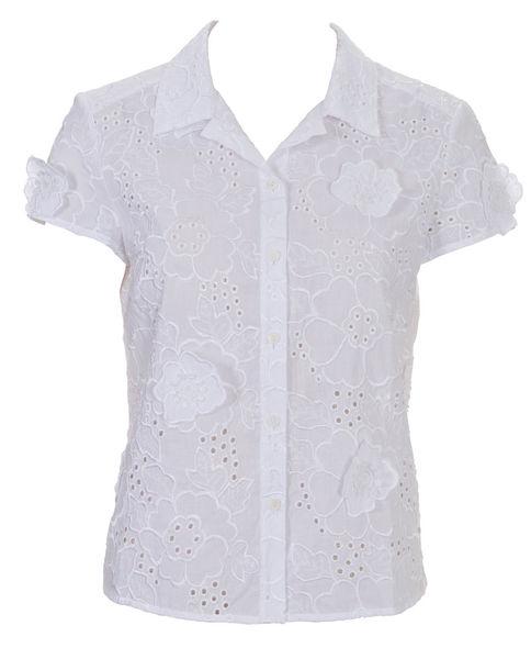 Блузка легко и быстро