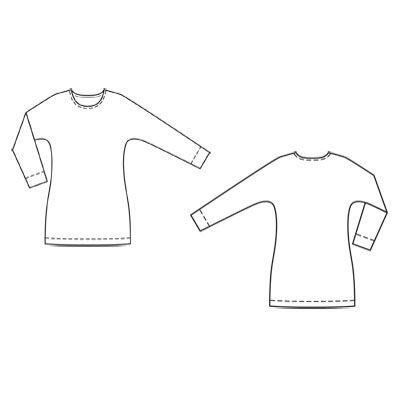 ДОЛГОСТРОЙ…или платье-плагиат