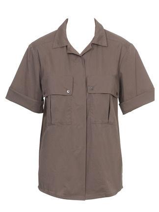 Блузка с карманами в москве