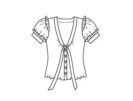 Если вы хотите нарисовать юбку с мелкими складками Теперь ... Танец Живота Рисунок