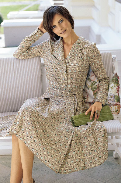 Платье а-ля 50-е