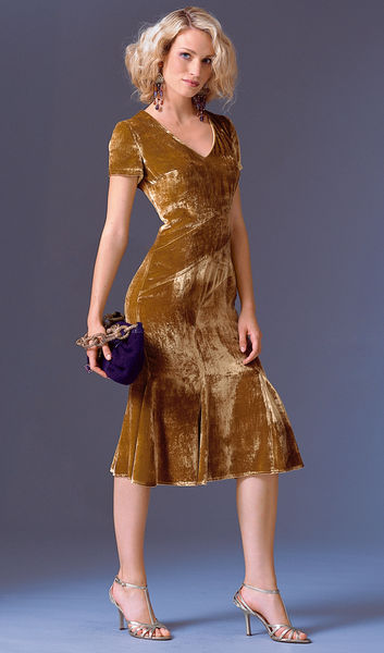 выкройки платьев 2006: