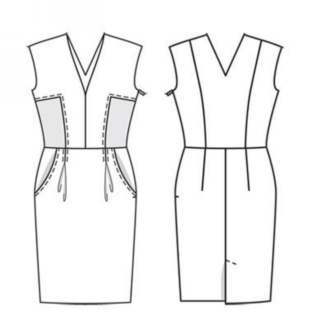 Универсальное платье-сарафан