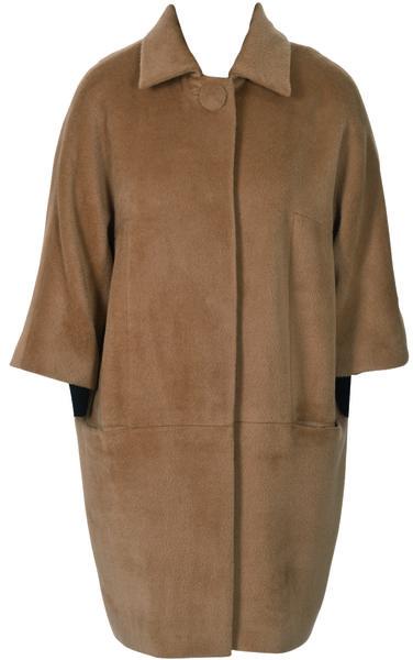 пальто с выкройкой из журнала бурда 2013