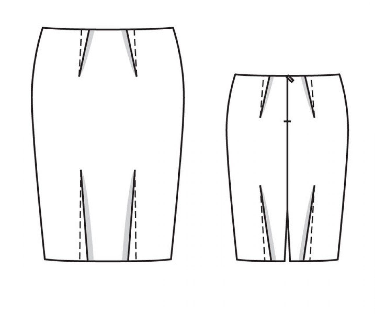 Зимняя юбка или точка в проекте)))