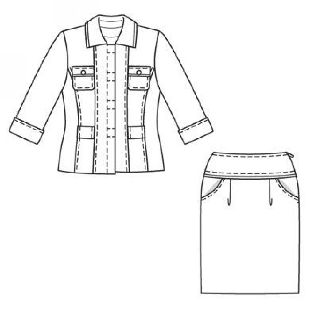 НЕСОСТОЯВШЕЕСЯ платье…или проверенные выкройки