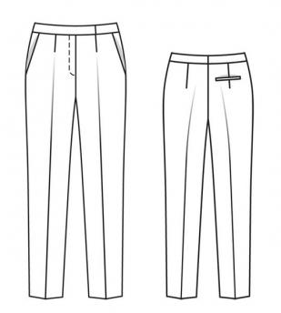 Идеальные брюки