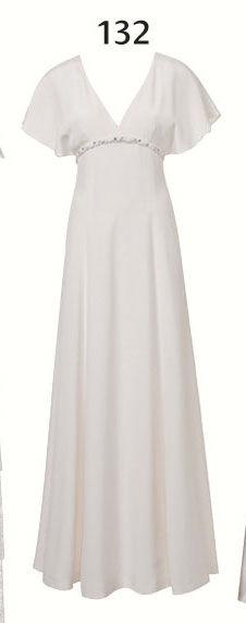 Платье силуэта ампир выкройка