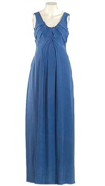 Описание: b Выкройка вечернего длинного платья с драпирующимися деталями