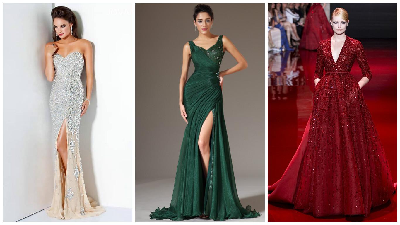 Выбираем выпускное платье похарактеру