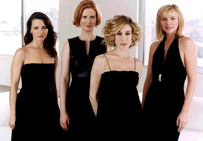 Вечная классика: шьем маленькое черное платье