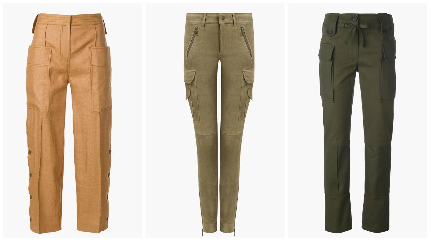 Тренд сезона: брюки карго встиле Лары Крофт