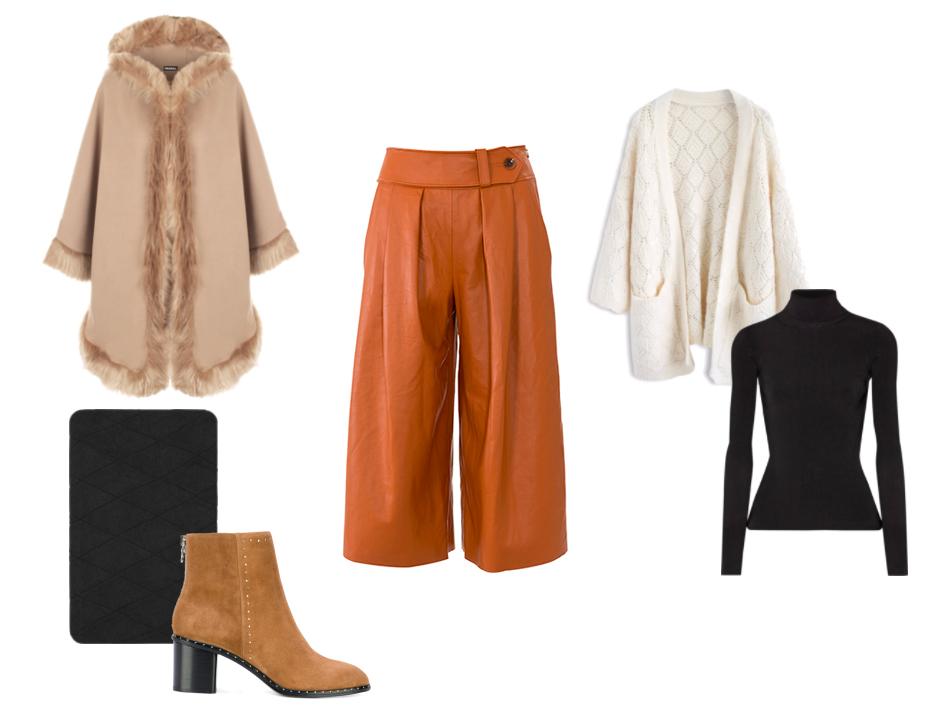 5 способов носить кюлоты зимой