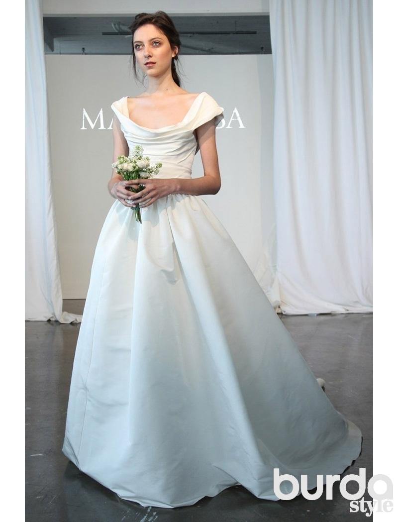 10 лучших свадебных платьев 2015 / Мода / Burdastyle