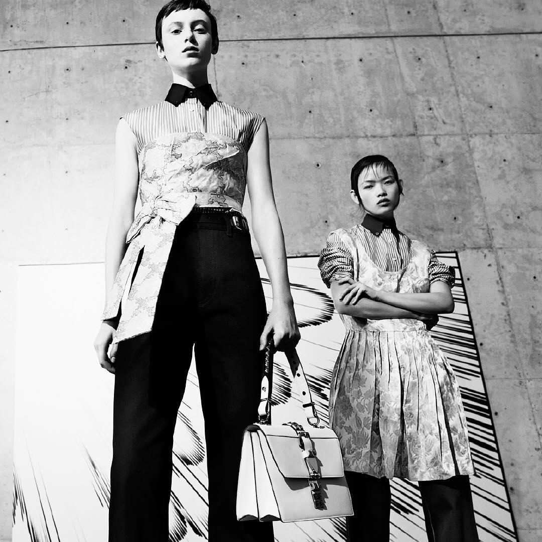 Асимметрия: модный тренд сезона