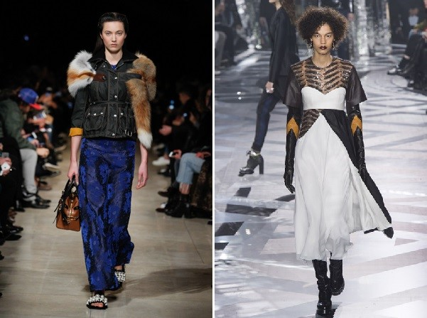 e76fee15e1ad Неделе моды в Париже  модные тенденции осень-зима 2016-2017