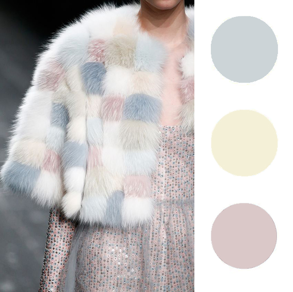 11 беспроигрышных цветовых сочетаний для зимы