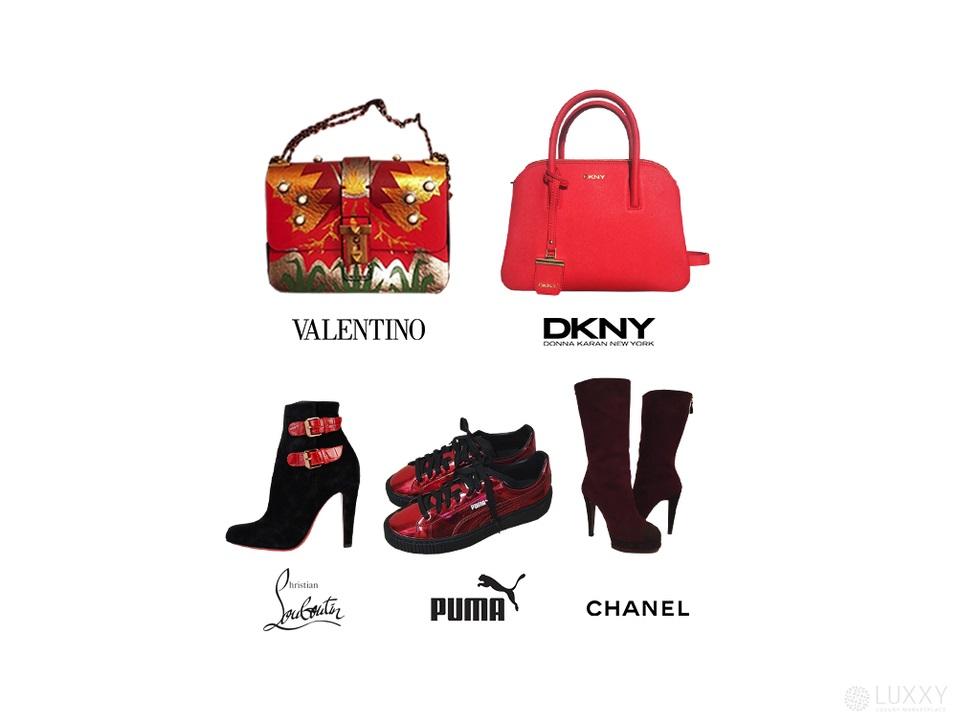 Lady in red: как носить главный цвет осени ивыглядеть стильно