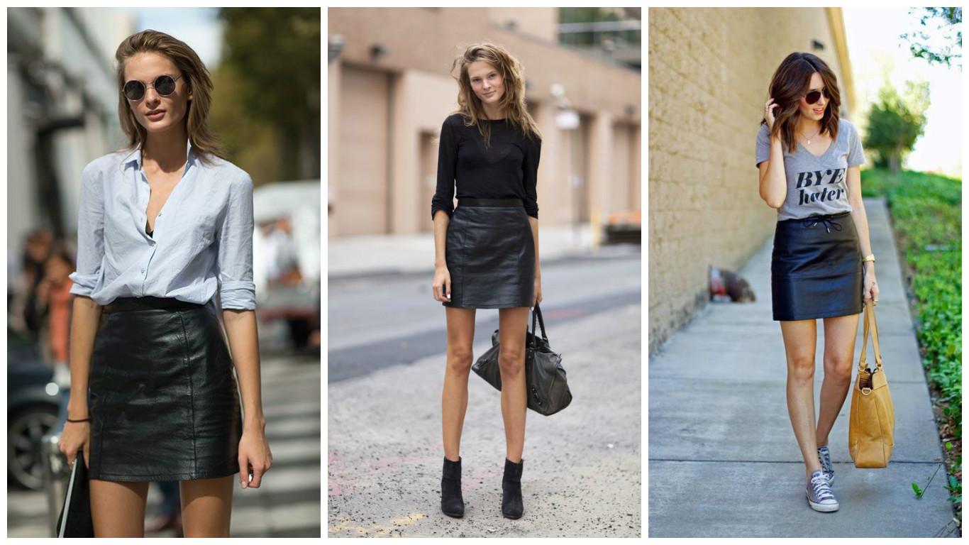 Кожаные юбки обои