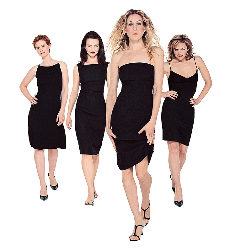 b7388a930fb Вечная классика  шьем маленькое черное платье — BurdaStyle.ru