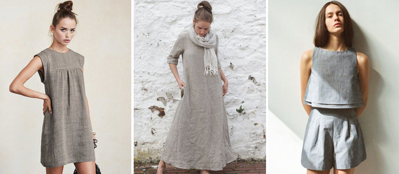 Платье льняное пошить