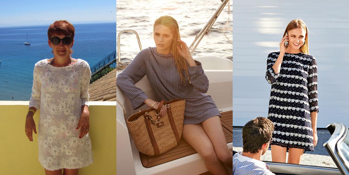 Как самим сшить платья для отдыха на море