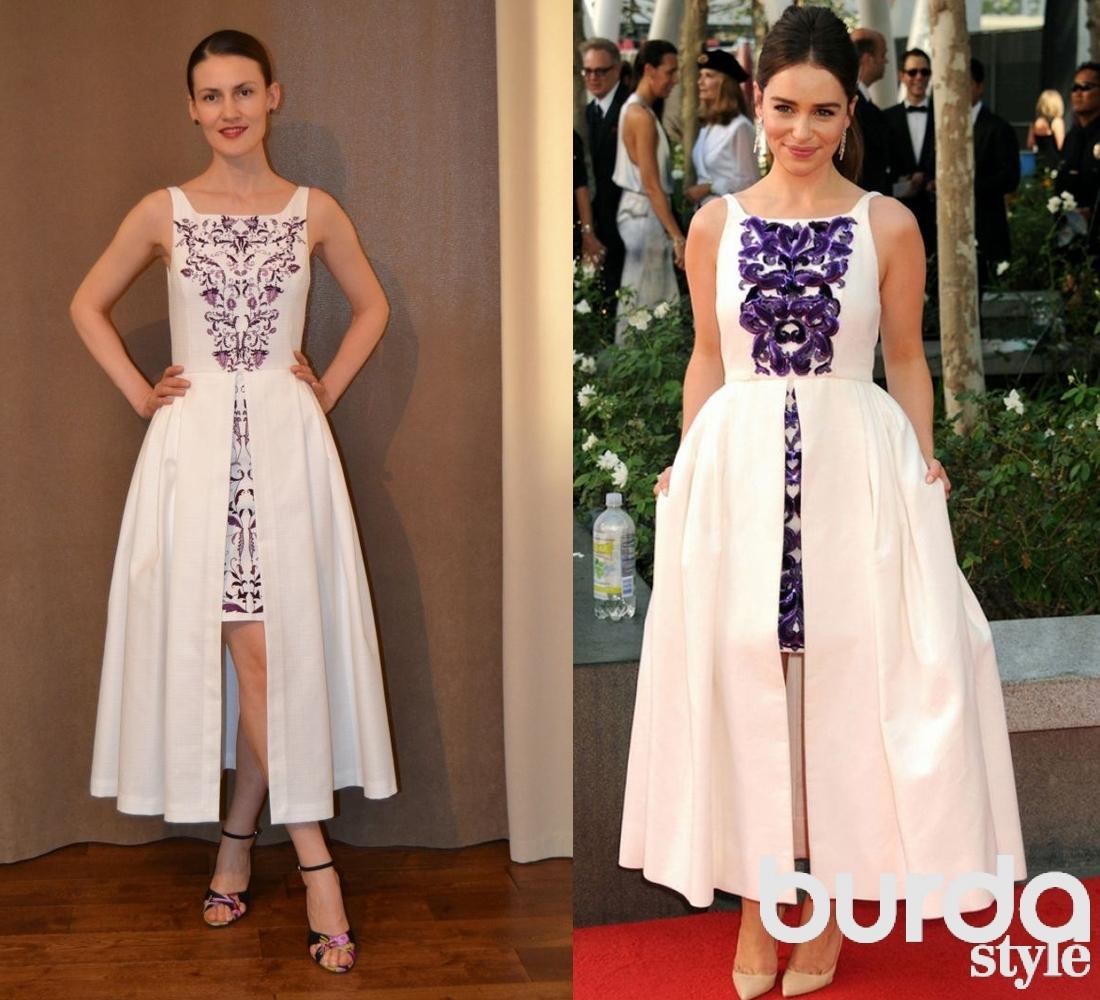 Как можно платье шить