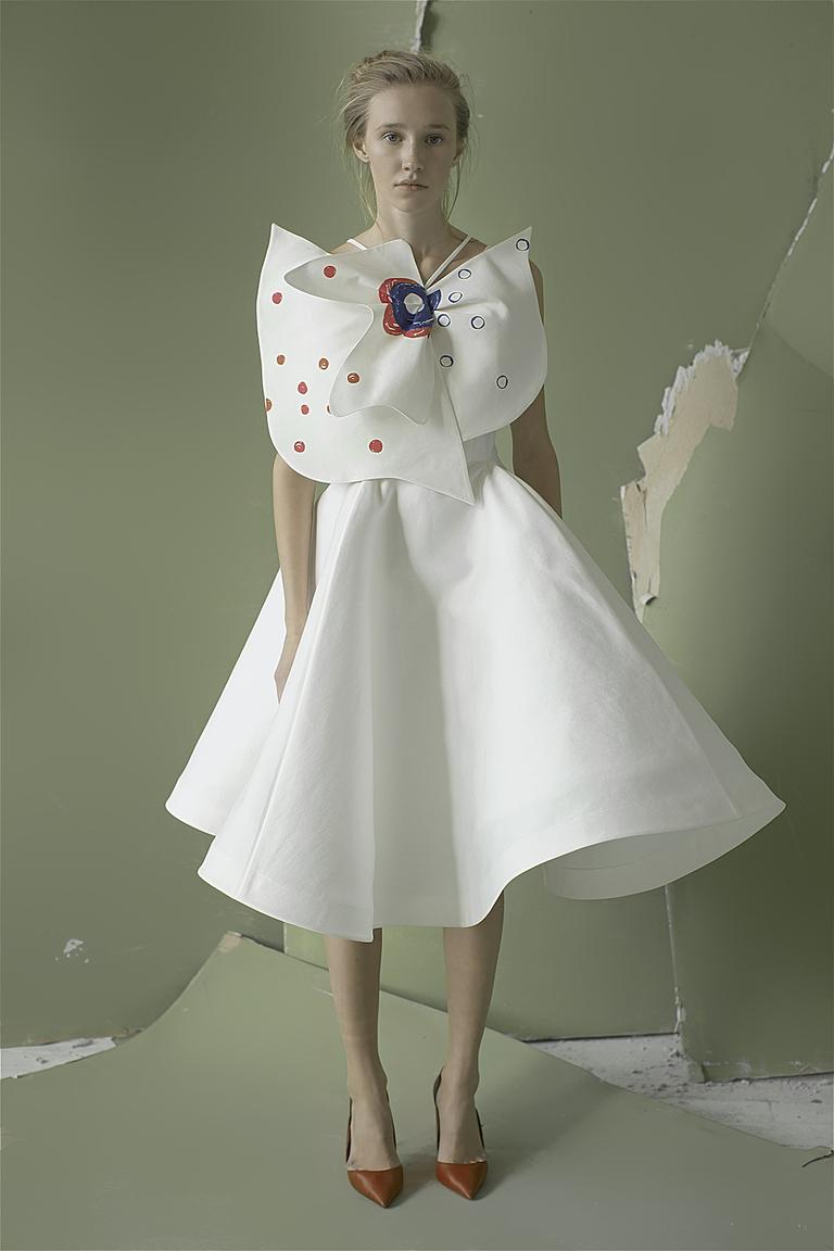 Эвелина хромченко выпускное платье