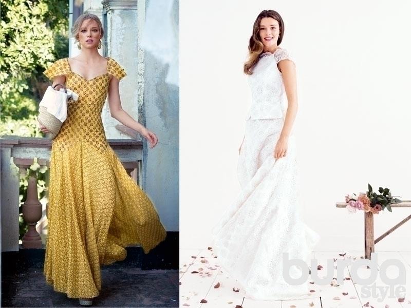 Шить платья на выпускной
