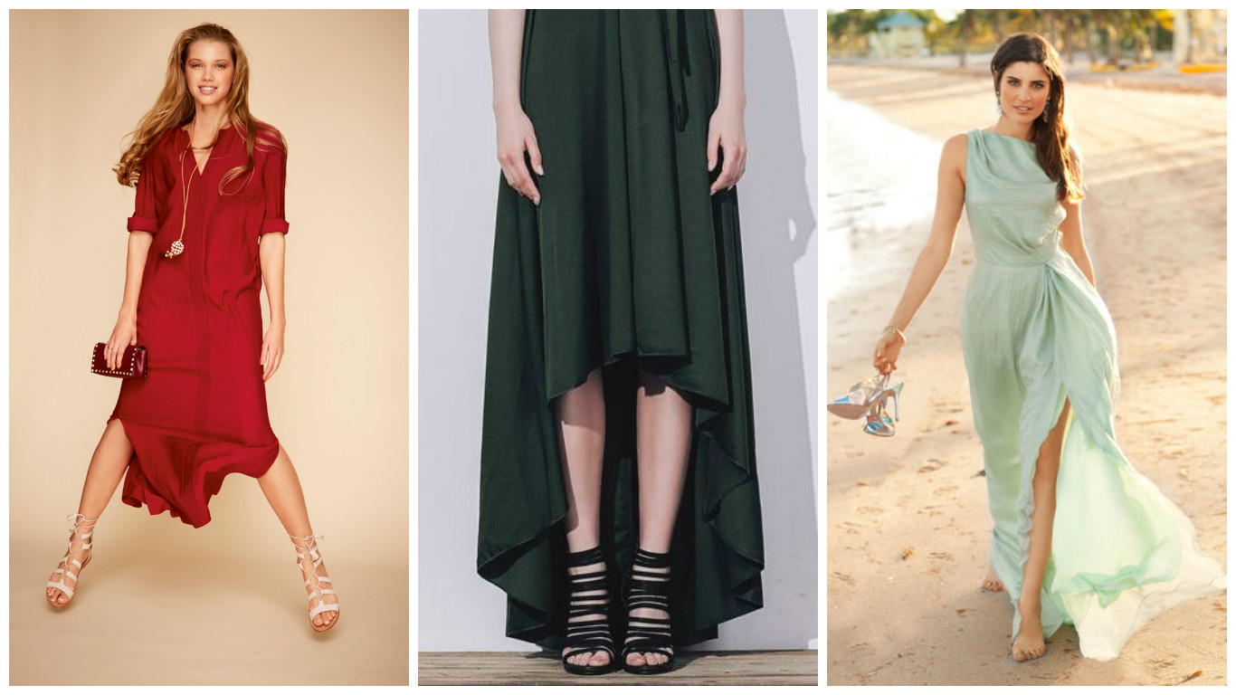 Длинные юбки для маленьких девушек