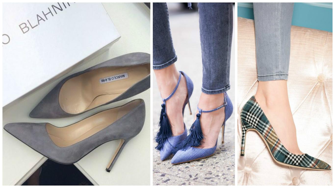 3803a8177 Самые знаменитые туфли: 6 культовых брендов — BurdaStyle.ru