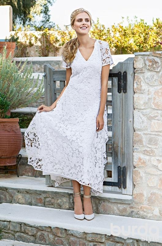 Кружевное платье с подкладкой сшить