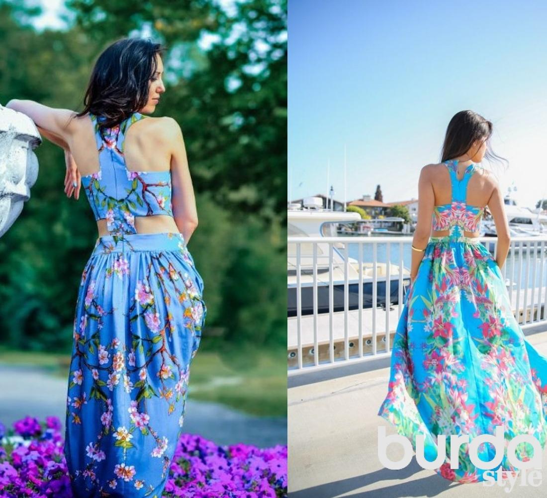 Как сшить платье самостоятельно